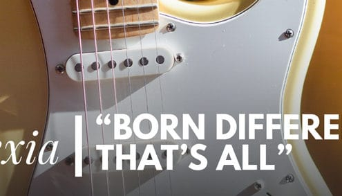 """Born Different, That's All"" - Dyslexia"